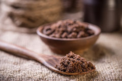 Muscovado sugar Royalty Free Stock Photo