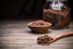 Muscovado sugar Royalty Free Stock Photo