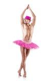Muscular ballet Stock Photography