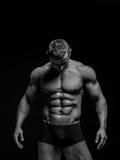 Muscular body Royalty Free Stock Photos