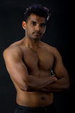 Muscular Indian Man Royalty Free Stock Image
