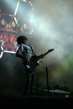 MUSE IN CONCERT Stock Photos