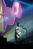 MUSE IN CONCERT Royalty Free Stock Images