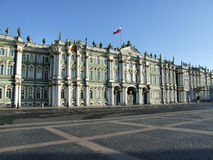 Musée d'ermitage à St Petersburg Photo stock