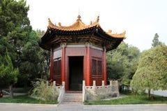 Musée de beilin de Xian (Si-ngan, Xi'an) (forêt de Stele), Chine Images libres de droits