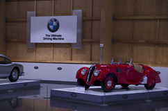 Musée de la voiture de l'Amérique Photographie stock libre de droits
