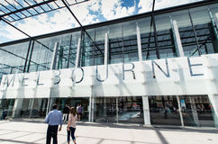 Musée de Melbourne Photo libre de droits