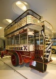 musée de Mercedes de benz Images stock