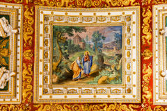 Musée de Vatican Images libres de droits
