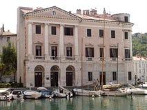 Musée de yacht Images libres de droits