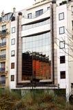 The Musée du quai Branly in Paris Royalty Free Stock Images