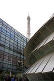 The Musée du quai Branly in Paris Royalty Free Stock Photography