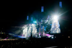 Muse Live! Stock Photography