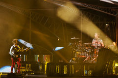 Muse Live! Royalty Free Stock Photography