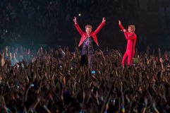 Muse Live! Stock Images