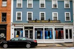 Muse PaintBar, Providence, RI Stock Photos
