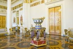Musée russe à St Petersburg Photographie stock libre de droits