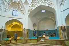 Musea van Kerman, Iran royalty-vrije stock fotografie