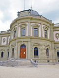 Musee Ariana/ελβετικό μουσείο της κεραμικής και του γυαλιού Στοκ Φωτογραφίες