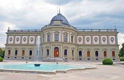 Musee Ariana/ελβετικό μουσείο της κεραμικής και του γυαλιού Στοκ εικόνα με δικαίωμα ελεύθερης χρήσης