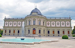 Musee Ariana/Swiss Museum of Ceramics and Glass Royalty Free Stock Image