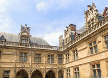 Musee Cluny Museum Stock Image