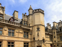 Musee Cluny Museum. Musee Cluny de Moyen Age, Paris Royalty Free Stock Photos