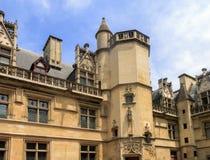 Musee Cluny muzeum zdjęcia royalty free