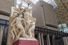 Musee d'Orsay à Paris, France images stock