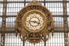 Musee d'Orsay à Paris, France photo libre de droits