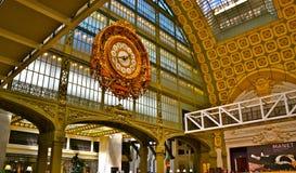 Musee D'Orsay fotografía de archivo