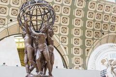 Musee d'Orsay in Parijs, Frankrijk royalty-vrije stock foto