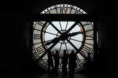 Musee d Orsay in Paris, France. Stock Image
