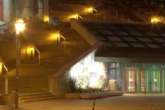 Musee de Λα Civilisaton - πόλη του Κεμπέκ Στοκ φωτογραφία με δικαίωμα ελεύθερης χρήσης