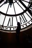 Musee de Париж Стоковые Изображения RF