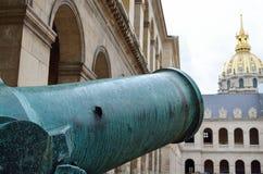 Musee de l'Armee στο Παρίσι Στοκ Φωτογραφία