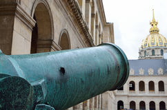 Musee de l'Armee in Paris Stock Photography