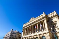 Musee de la Marine et de l'economie de Marseille Stock Photography
