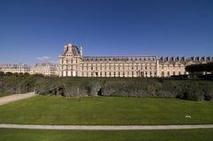 Musee de Louvre Pavillon de Marsan Stock Photography