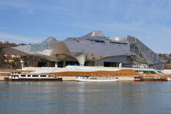 Musee des Confluences Royalty Free Stock Image