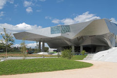 Musee des Confluences Royalty Free Stock Images