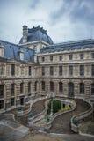 Musee du Louvre Fotos de archivo