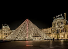 Musee du Louvre Image stock