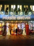 Musee Grevin w Praga Obraz Stock