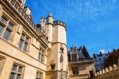 Musee obywatel Du Moyen Starzejący się w Paryż, Francja Zdjęcie Royalty Free