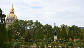 Musee Rodin, Paris Royalty Free Stock Image