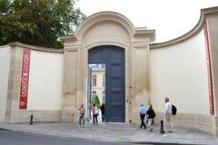 Musee Rodin, Paris Royalty Free Stock Photos
