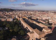 museer till den vatican sikten arkivfoto