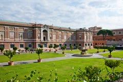museer vatican Royaltyfri Foto