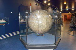 Museet av cosmonautics som namnges efter V P Glushko Arkivbild